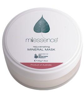 Miessence Rejuvenating Mineral Mask 100% Organic (dry mature skin)