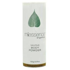 Miessence Luxurious Body Powder 100% Organic