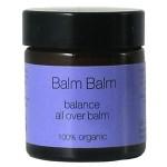 Balm-Balm-100-percent-organic-Balance-all-over-Balm-tub-30ml 100% Organic Body Balm - lips, hands, body, feet, hair