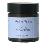 Cooling Balm - 100% Organic Body Balm - 30ml